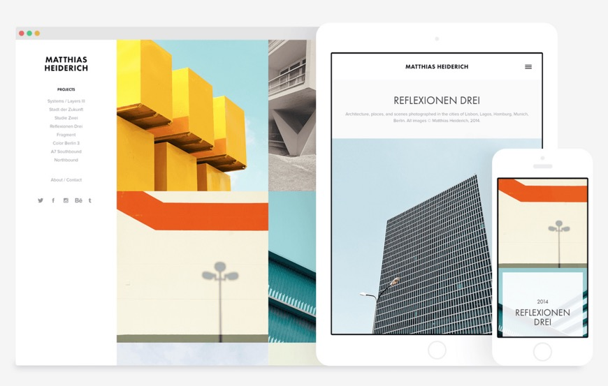 How to create a Portfolio website that gets noticed – Adobe